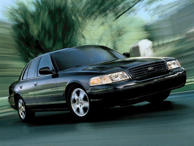 2006 Ford Crown Victoria Car Picture