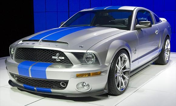 2008 Ford Mustang Car Picture