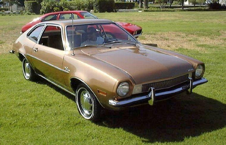 Ford Pinto Car Picture