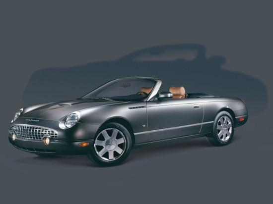 2003 Ford Thunderbird Car Picture