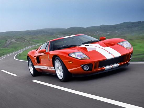 2005 Ford GT Car Picture