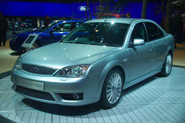2004 Ford Mondeo Car Picture