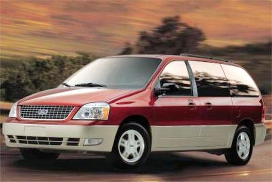 2004 Ford Freestar Van Picture