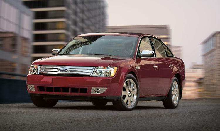 2008 Ford Taurus Car Picture