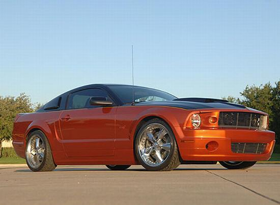 2005 Foose Mustang Car Picture