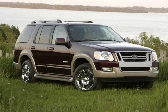 2006 Ford Explorer Car Picture