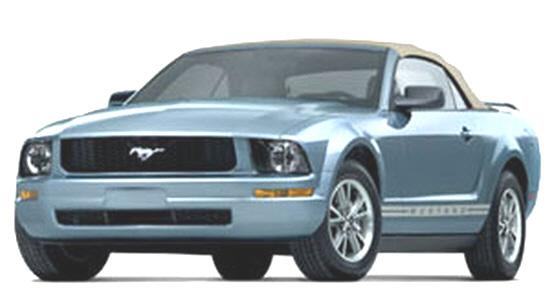 2006 Ford Mustang Car Picture