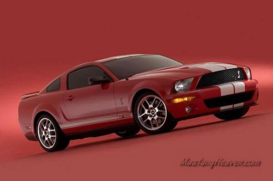 2007 Ford Shelby Cobra Car Picture
