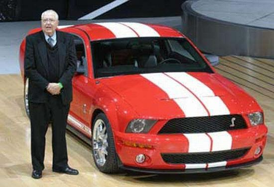Developer Carroll Shelby Car Picture
