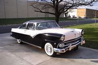 1955 Ford Crown VIctoria Car Picture