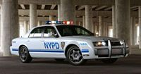 2007 Ford Crown Victoria Interceptor Car Picture