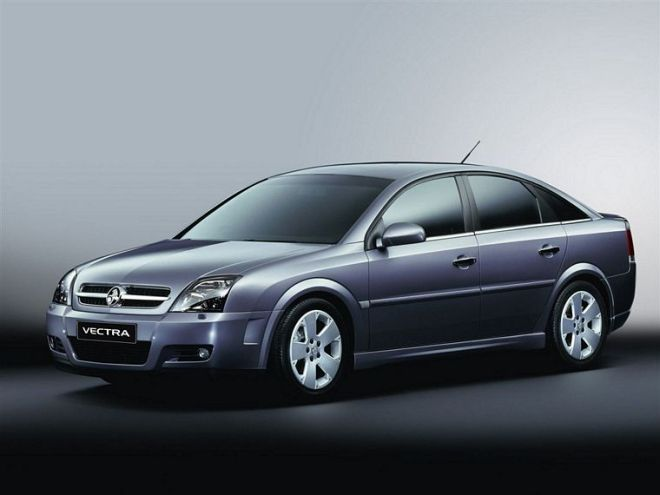 2003 Holden Vectra Car Picture