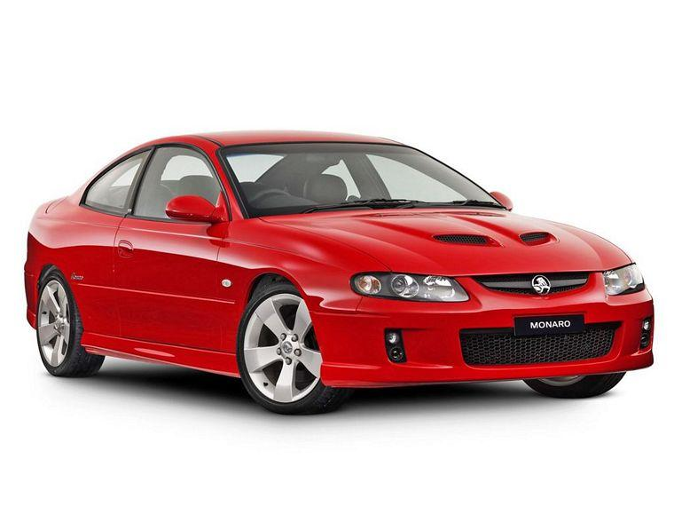 2004 Holden VZ Monaro Car Picture