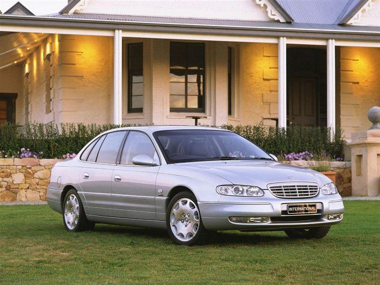 2005 Holden Statesman International Car Picture