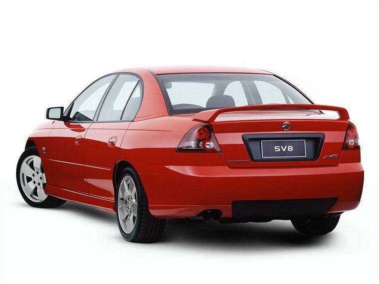 2006 Holden Commodore SV8 Car Picture