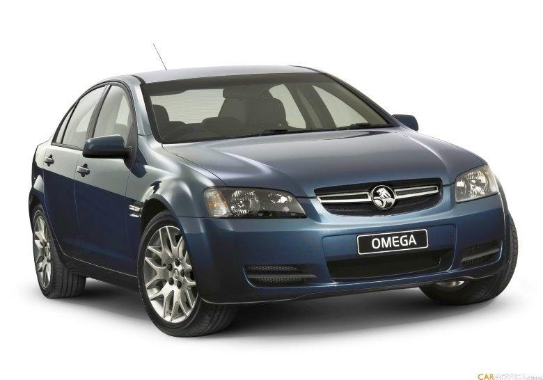 Front Right 2008 Holden Omega Car Picture
