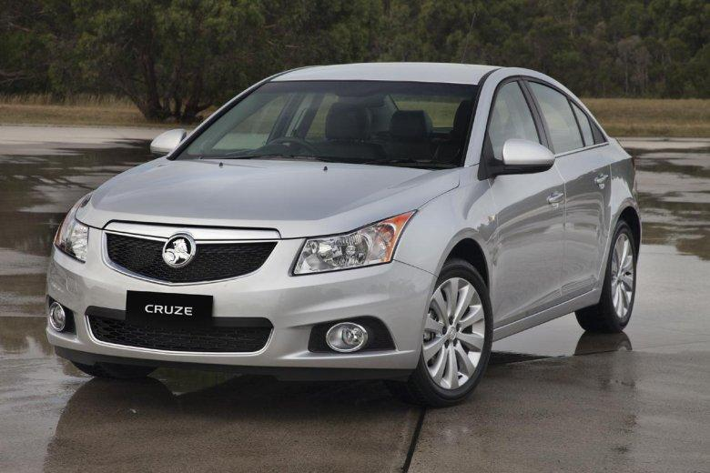 2011 Holden Cruze Series II Car Picture