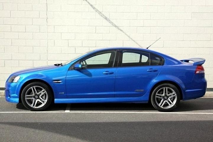 2012 Holden Commodore SS Car Picture