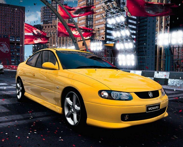 Holden Monaro Car Picture