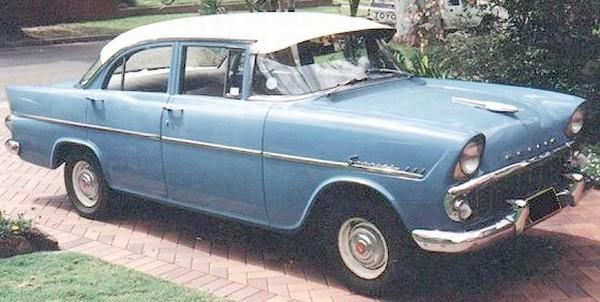 1961 Holden EK Car Picture