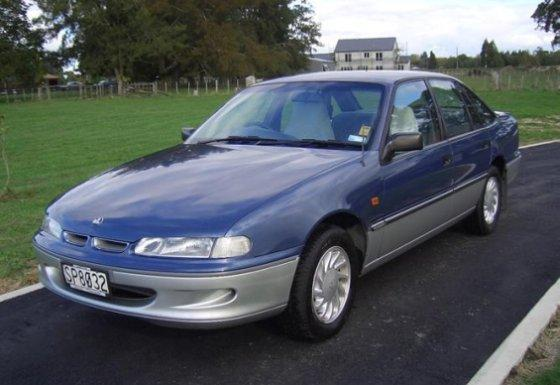 1994 Holden Commodore Executive Car Picture