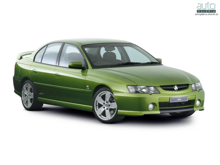 2002 Holden Commodore SS Car Picture