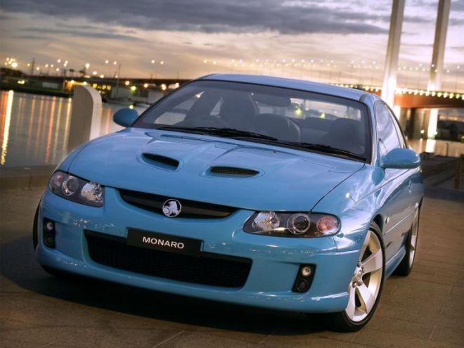 2005 Holden VZ Monaro Car Picture