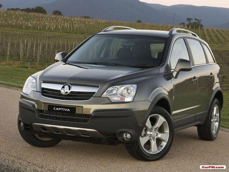 2006 Holden Captiva Maxx Car Picture
