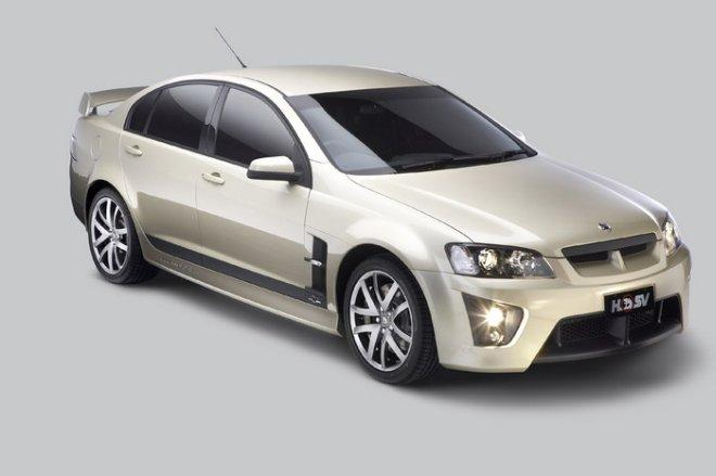 2008 Holden HSV Wagon Picture