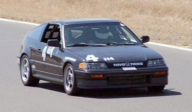 1989 Honda CRX Car Picture