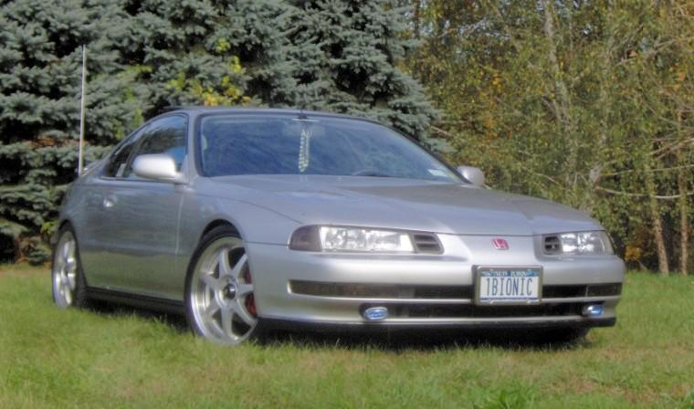 1992 Honda Prelude Si Car Picture