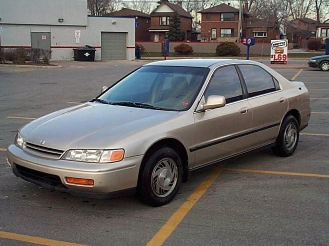 1995 Honda Accord Car Picture