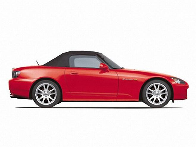 Right Side 2005 Honda S2000 Car Picture
