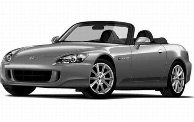 Front left Gray 2006 Honda S2000 Car Picture