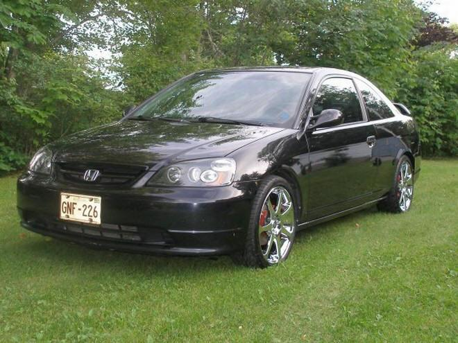 Front Left 2007 Honda Accord Car Picture