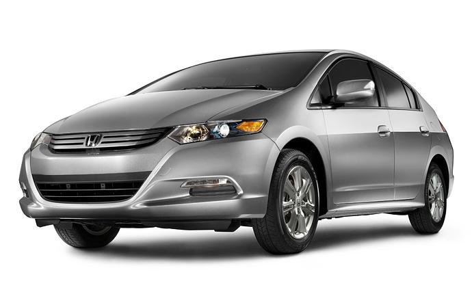 Front Left 2009 Honda Insight Car Picture