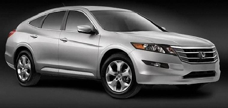 Front Right 2010 Honda Accord Crosstour Car Picture