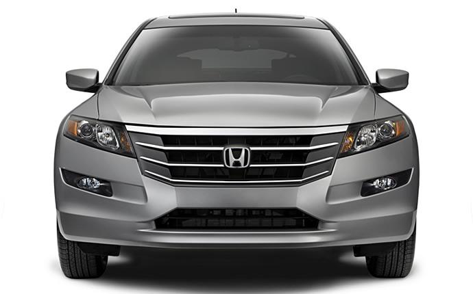 2010 Honda Crosstour Front View Picture