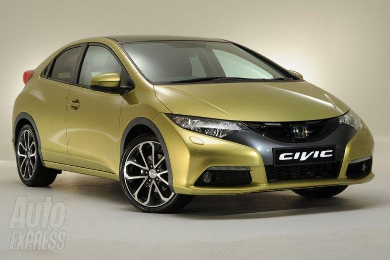 2013 Honda Civic Concept Car Picture