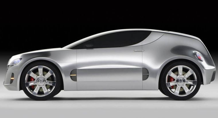 Left Side Honda Remix Concept Car Picture