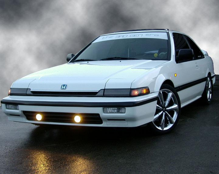 1989 Honda Accord Car Picture