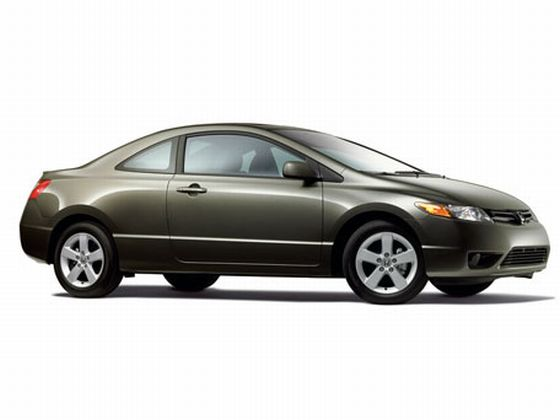 Honda Civic Coupe Car Picture