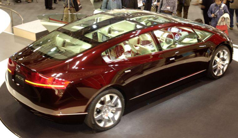 2006 Honda FCX Concept Car Picture