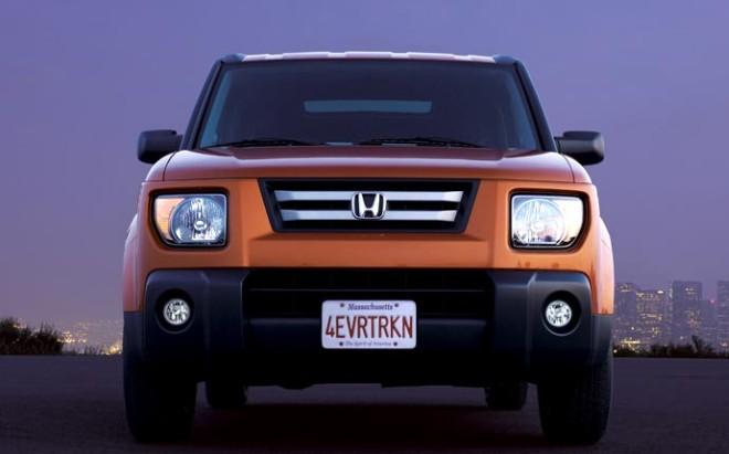 2008 Honda Element CUV Picture