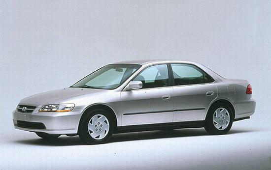 1997 Honda Accord Car Picture