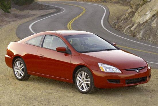 2005 Honda Accord Car Picture