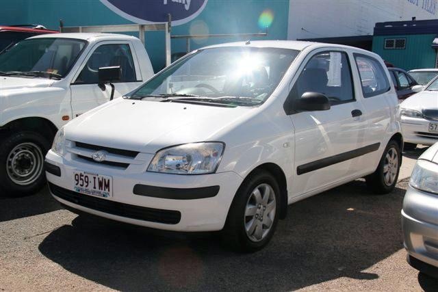 2002 Hyundai Getz GL Car Picture