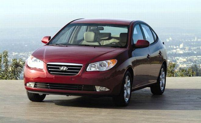 2007 Hyundai Elantra Car Picture