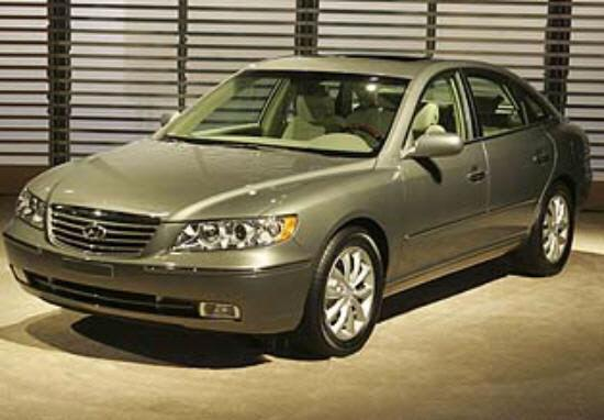 2006 Hyundai Azera Car Picture