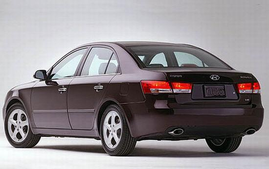 2006 Hyundai Sonota GLS Car Picture